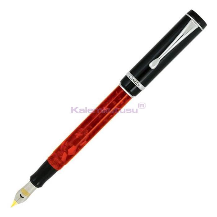 Conklin Duragraph Dolma Kalem Red Nights Stub 1.1 Uç CK71383