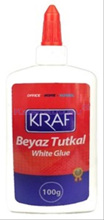 KRAF YAPIŞTIRICI BEYAZ TUTKAL 100g 780G