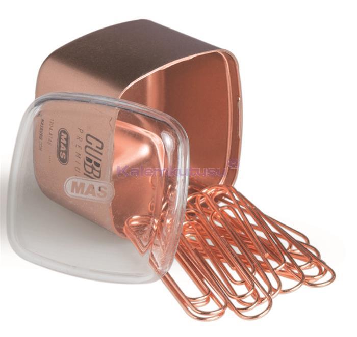 Mas Cubbie Premium Rose Gold Ataş 50mm