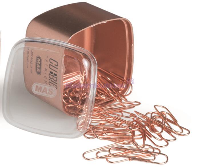 Mas Cubbie Premium Rose Gold Ataş 28mm