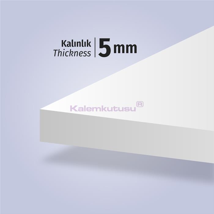 Brons BR-1211 Beyaz Fotoblok Maket Kartonu 70x100 %30 İndirimli Fiyatlarla!