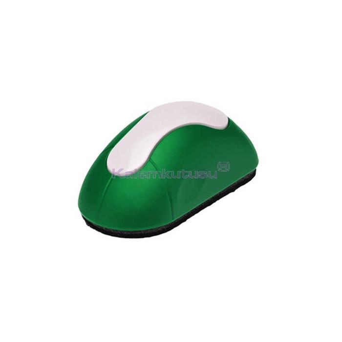 Brons BR-267 Mıknatıslı Tahta Silgisi Yeşil