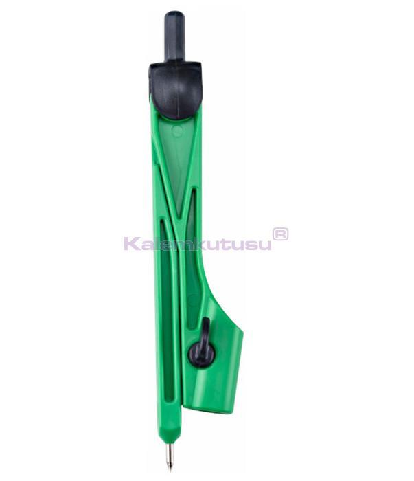 Brons BR-219 Plastik Pergel Yeşil
