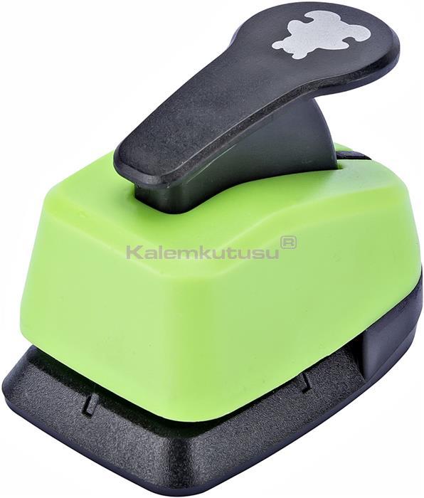 Brons BR-721 Şekilli Delgeç Yeşil 16 mm