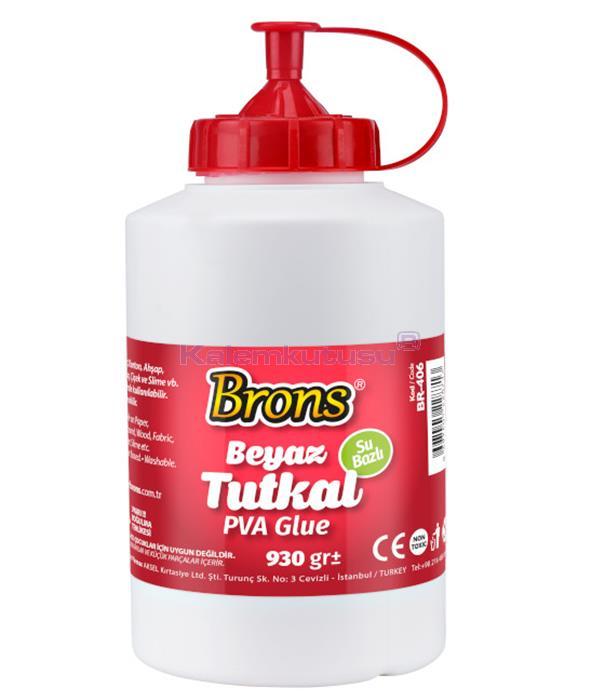 Brons BR-406 Genel Amaçlı Tutkal 930 gr %30 İndirimli Fiyatlarla!