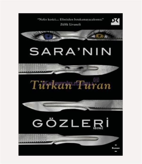 DOĞAN / SARANIN GÖZLERİ / TÜRKAN TURAN