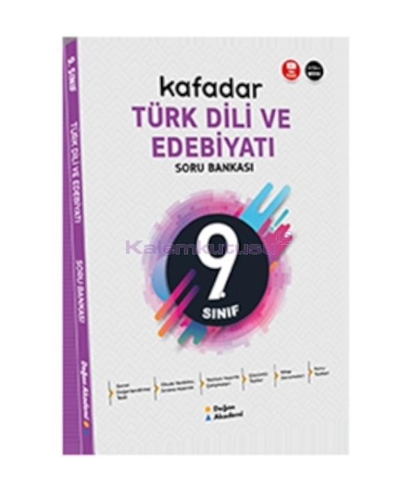 DOĞAN / 9.SINIF KAFADAR TÜRK DİLİ VE EDEBİYAT SORU  BANKASI