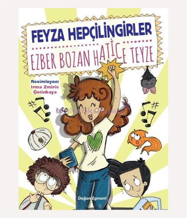 DOĞAN / EZBER BOZAN HATİCE TEYZE/ F.HEPÇİLİNGİRLER