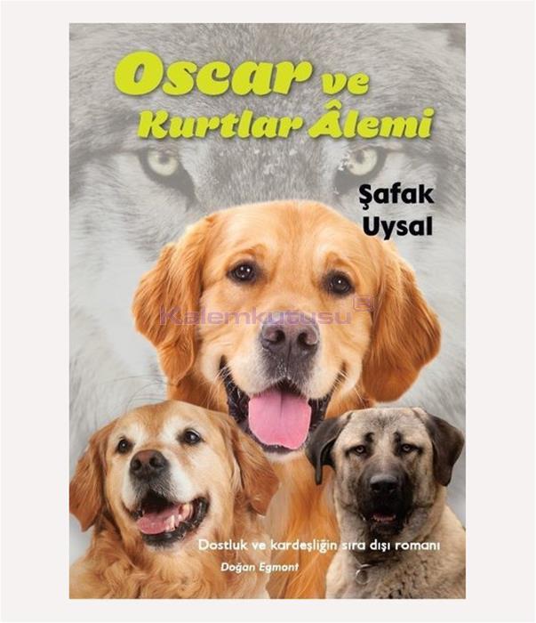 DOĞAN / OSCAR VE KURTLAR ALEMİ / ŞAFAK UYSAL