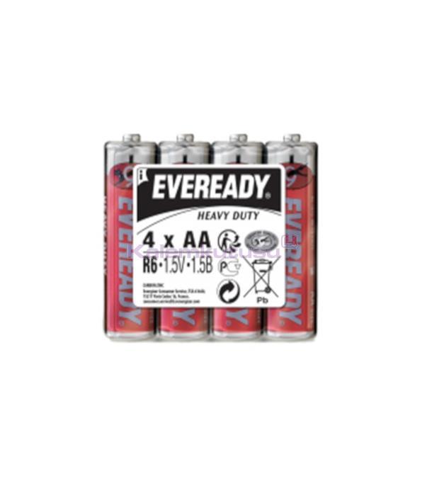 Energizer Çinko Karbon AA Kalem Pil 4'lü