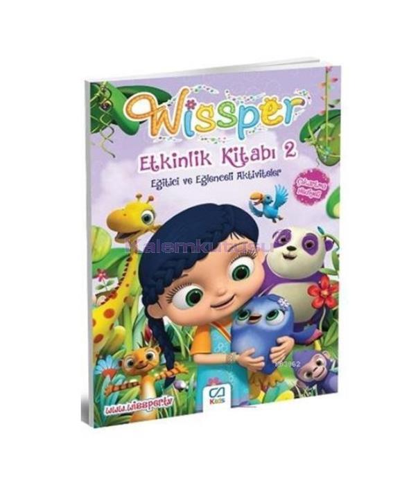 CA Games Wissper Etkinlik Kitabı 2 CA.1016