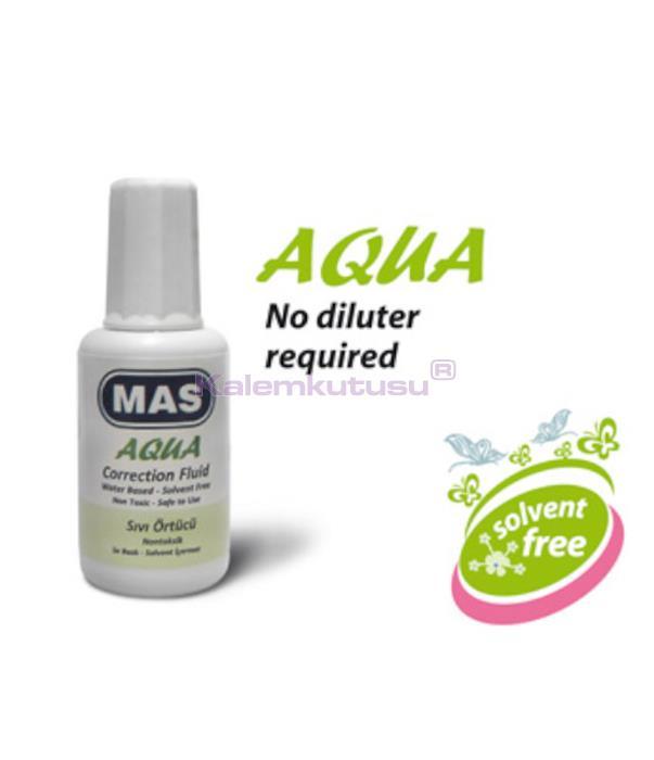 Mas 460 Sıvı Örtücü - Su Bazlı - 20 ml