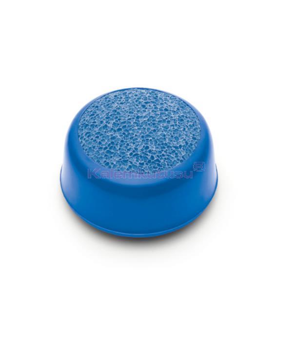 Mas 680 Parmak Nemlendirme Süngeri - Mavi