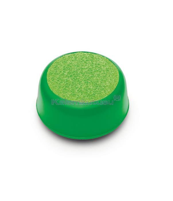 Mas 680 Parmak Nemlendirme Süngeri - Yeşil