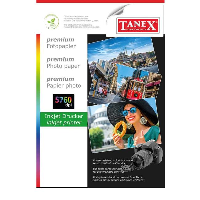 TANEX FOTOĞRAF KAĞIDI A4 150 GR 25 Lİ HC150G-25