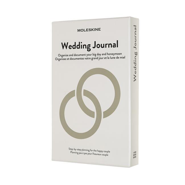 Moleskine Passion Wedding - Düğün Defteri