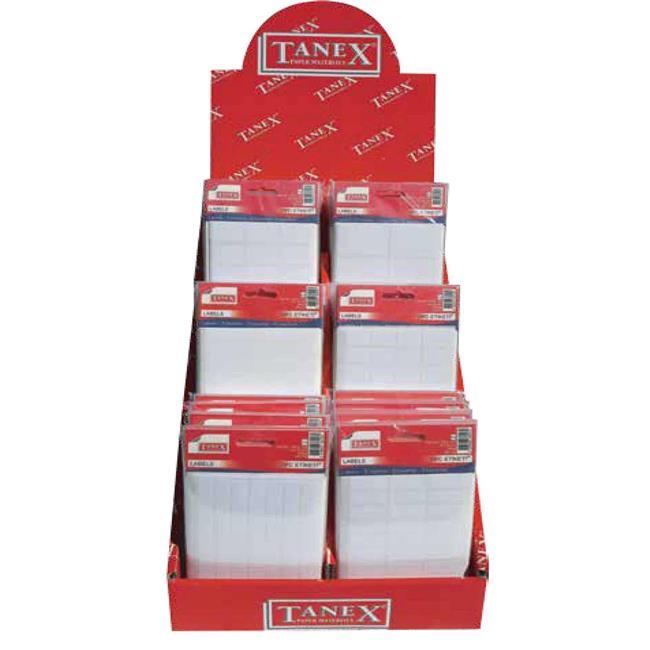TANEX OFC BEYAZ STAND 240 LI