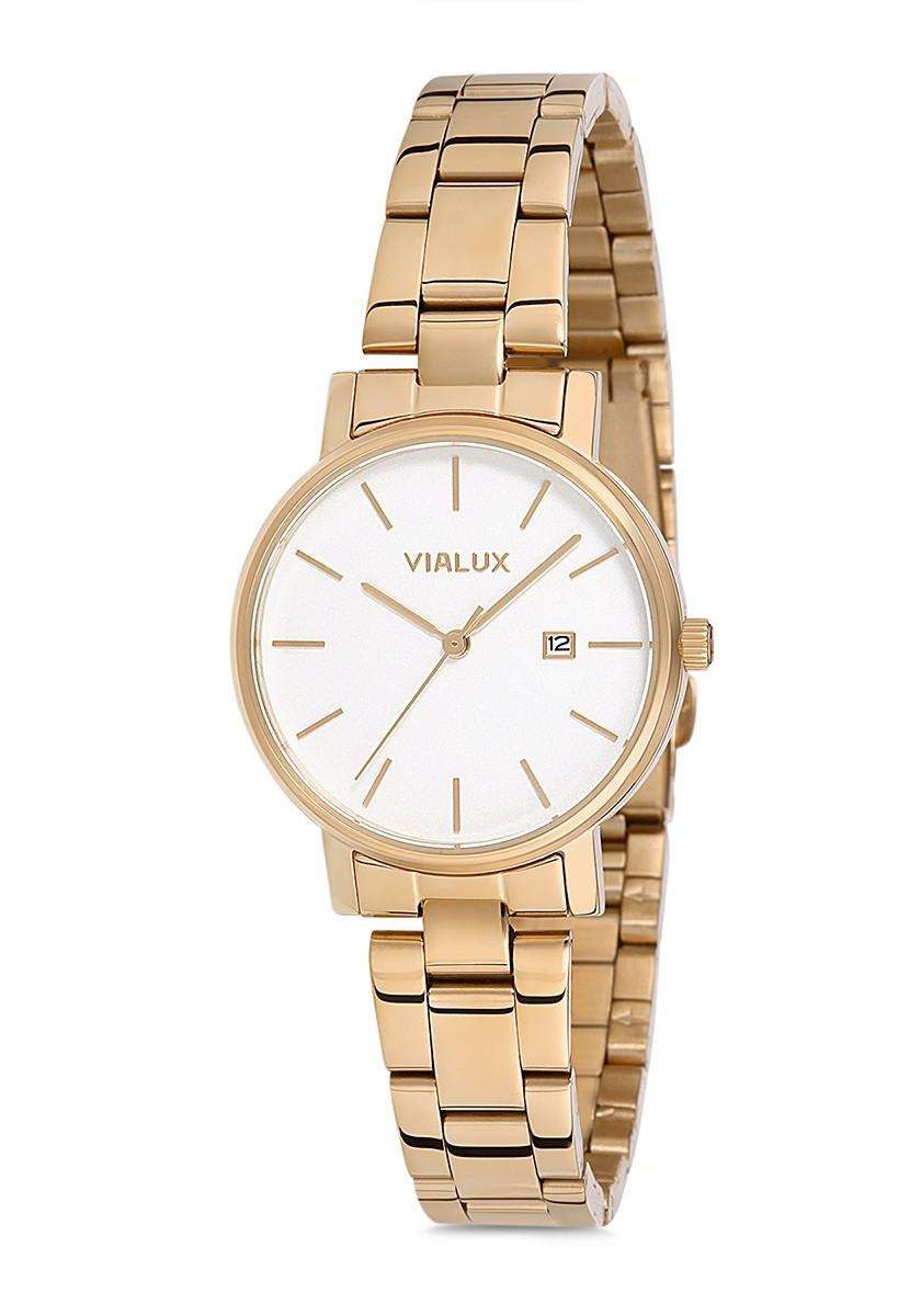 Vialux AJ510G-02SG Kadın Kol Saati