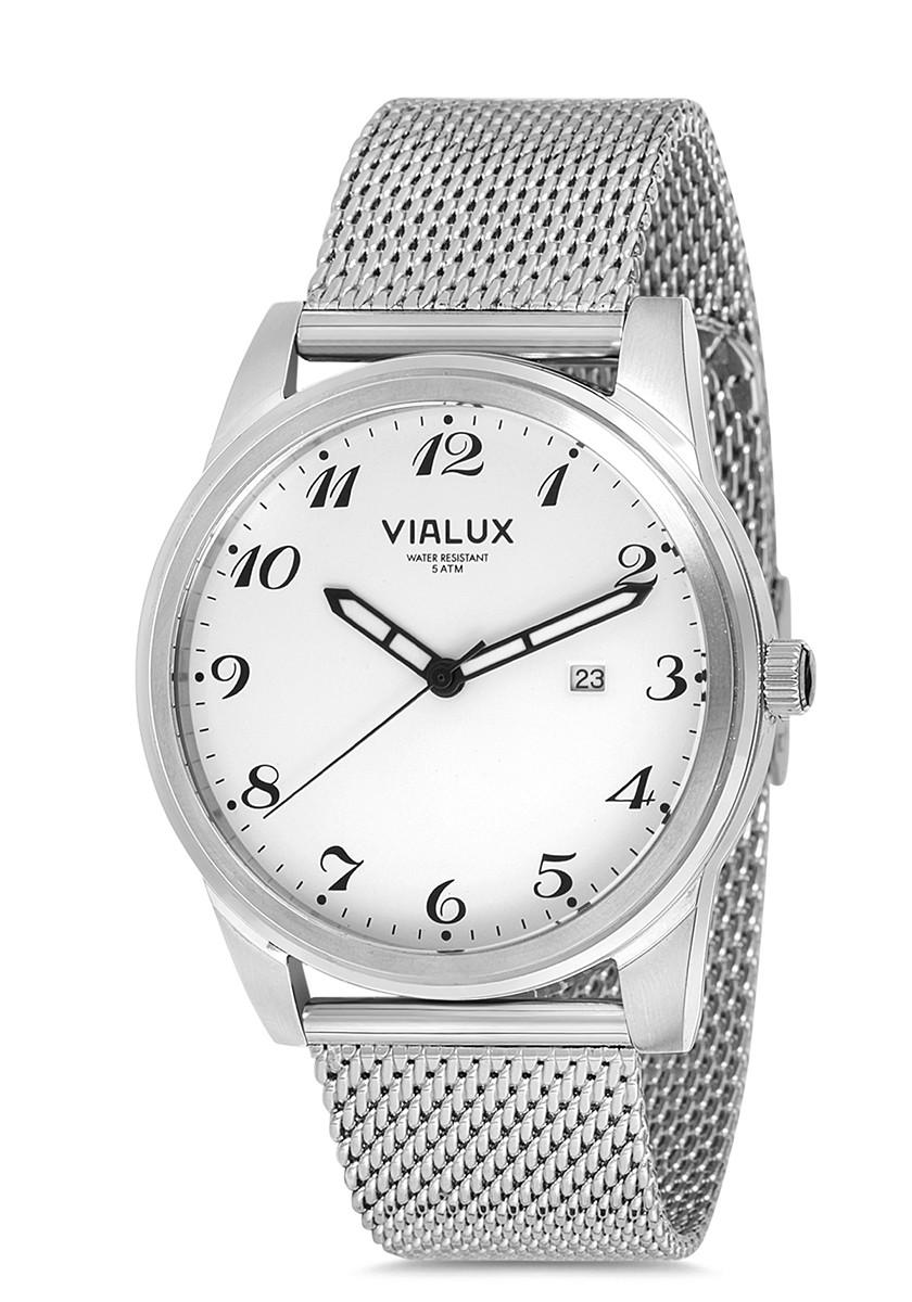 Vialux AS534S-01SS Erkek Kol Saati