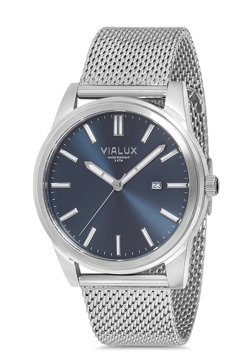 Vialux AS534S-11SS Erkek Kol Saati