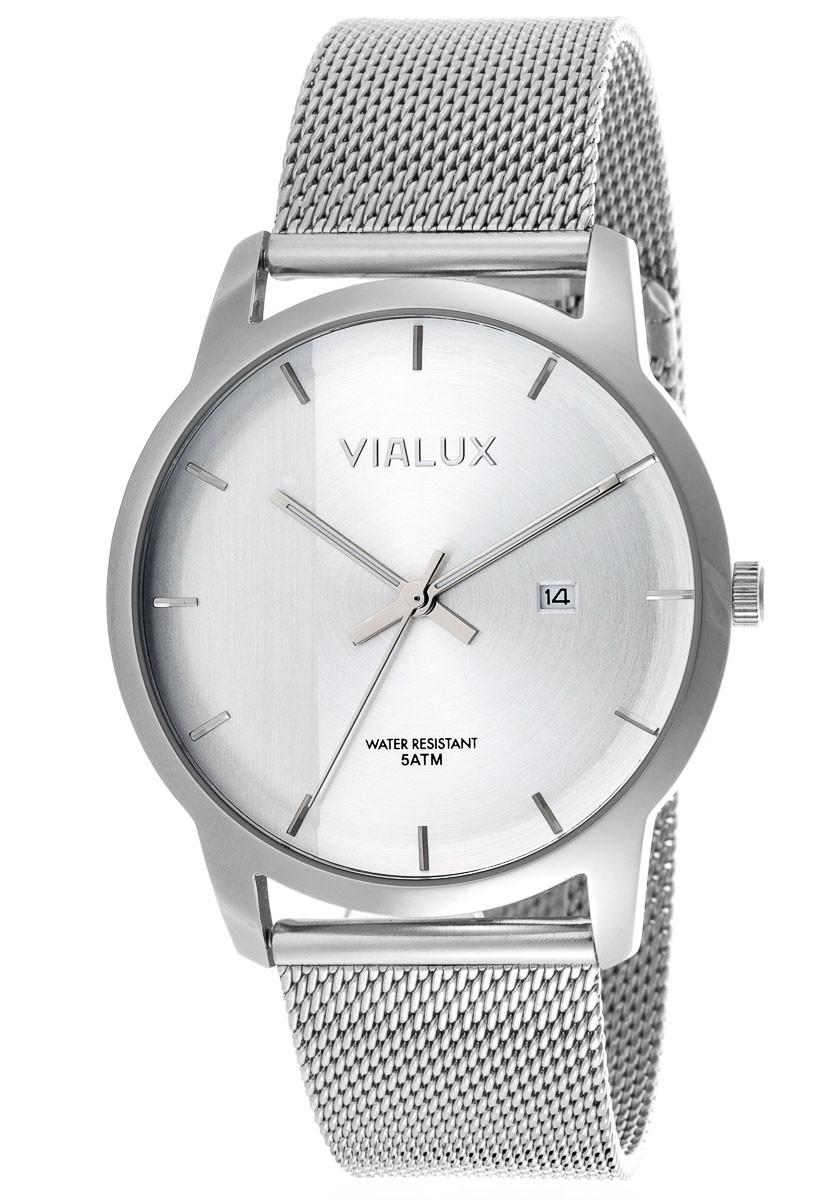 Vialux AS536S-02SS Erkek Kol Saati