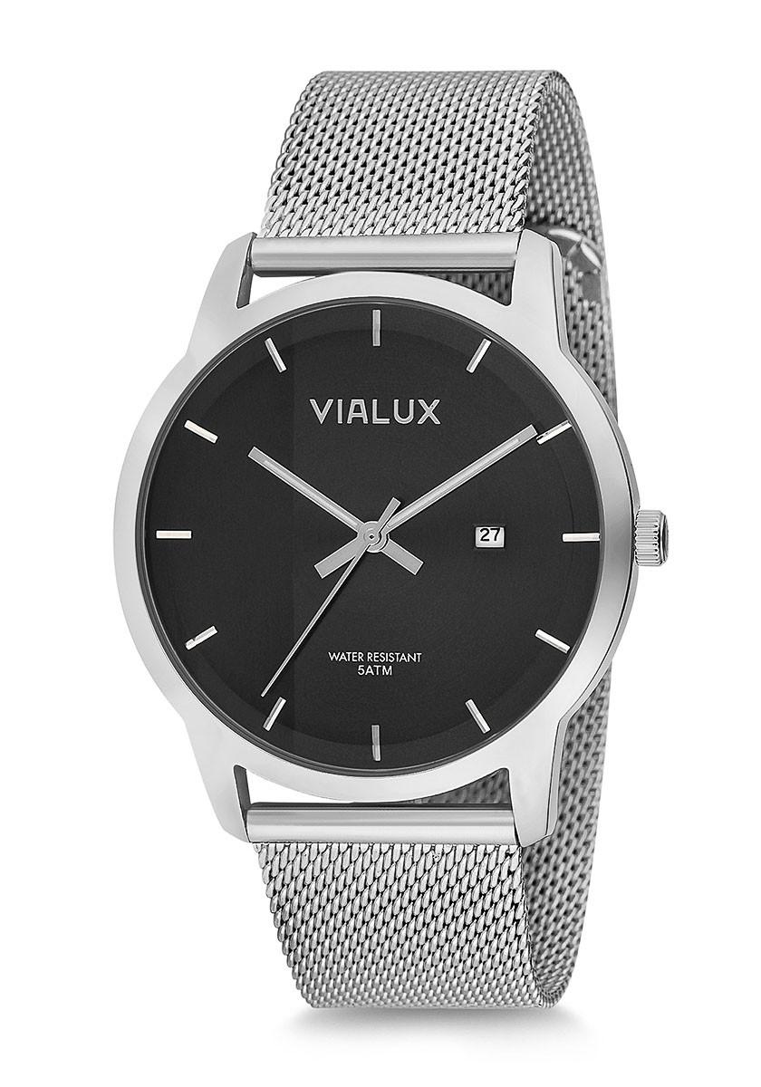 Vialux AS536S-04SS Erkek Kol Saati