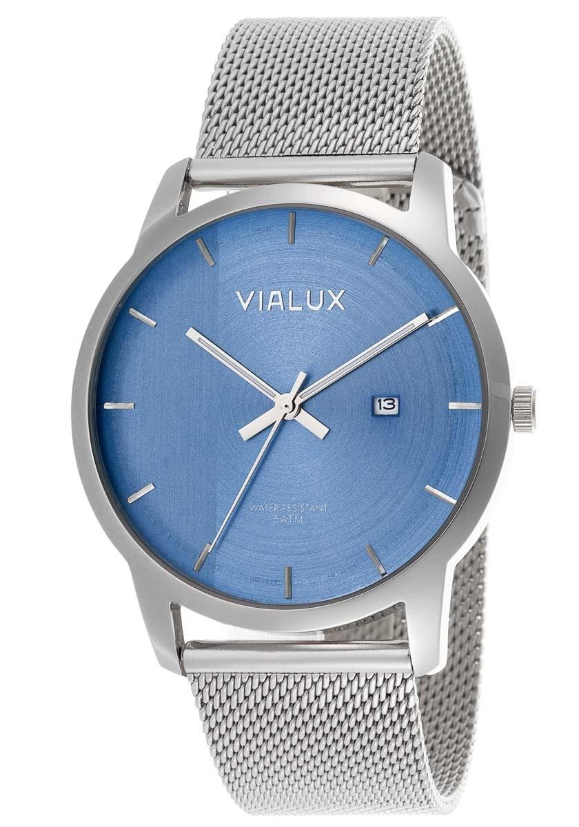 Vialux AS536S-10SS Erkek Kol Saati
