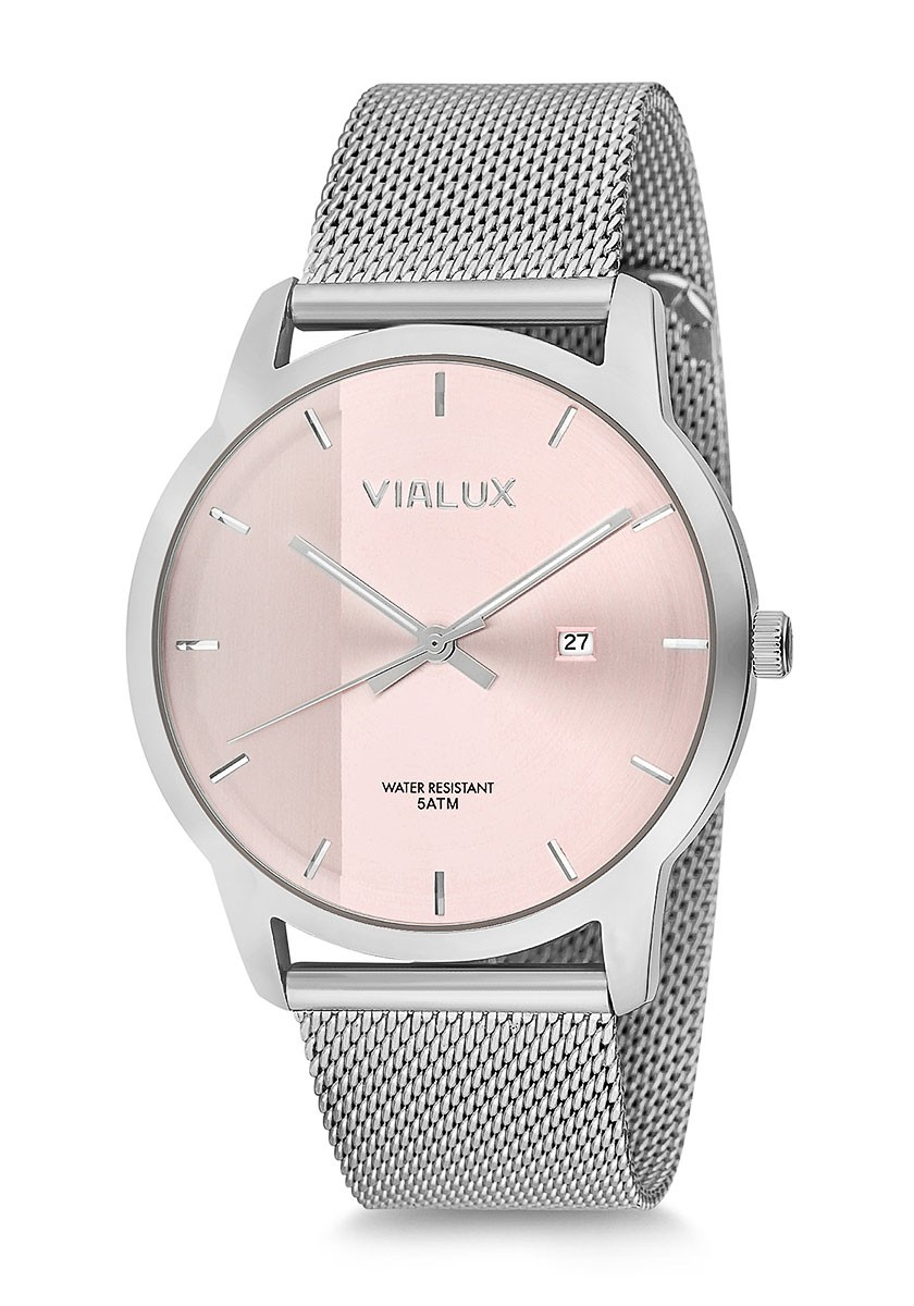Vialux AS536S-12SS Erkek Kol Saati