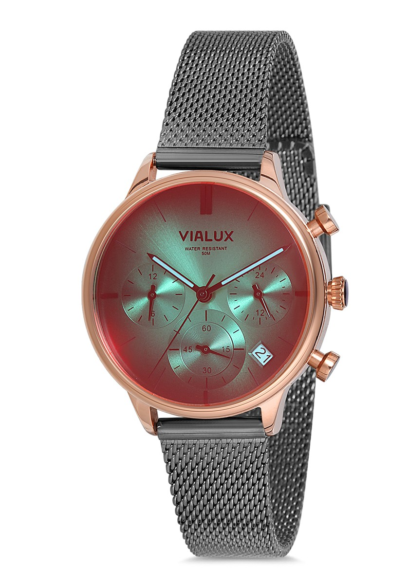 Vialux LY510R-15SX Kadın Kol Saati