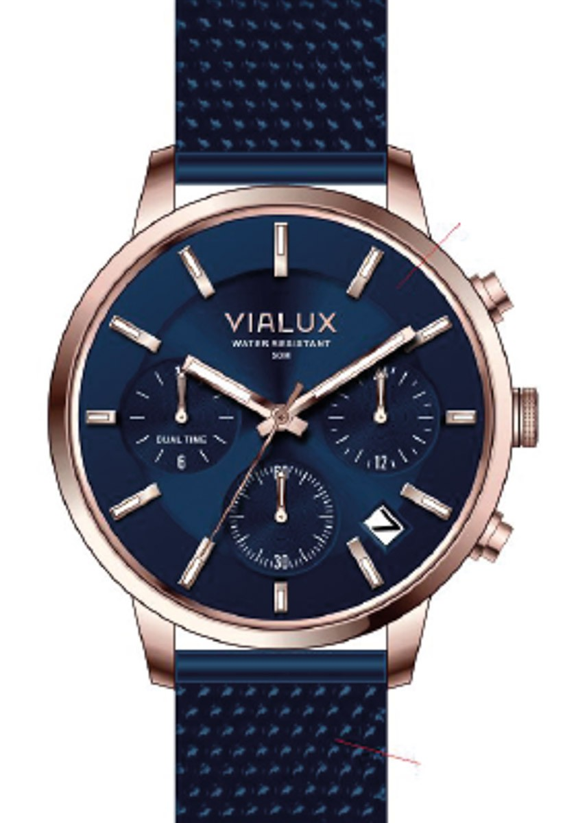 Vialux LY534R-11SR Kadın Kol Saati