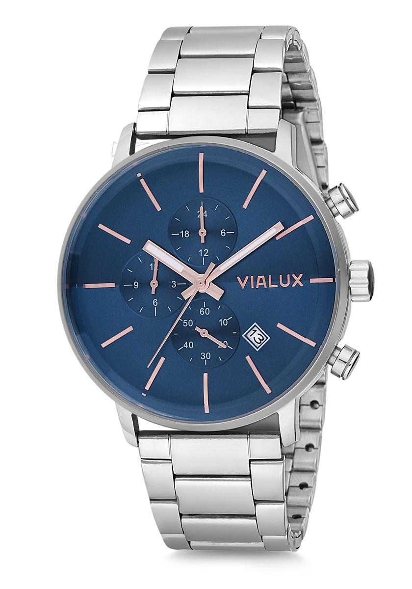 Vialux VX521S-11SR Erkek Kol Saati