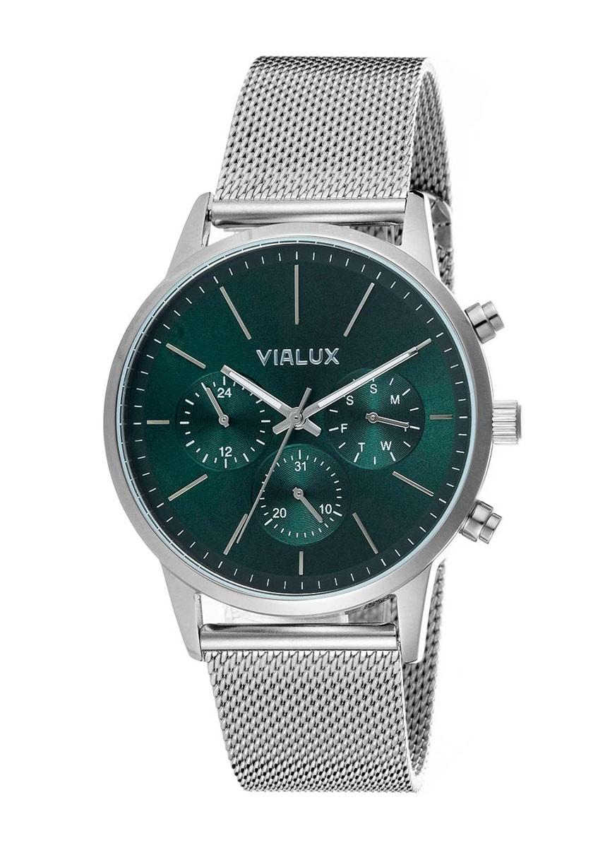 Vialux VX524S-15SS Erkek Kol Saati