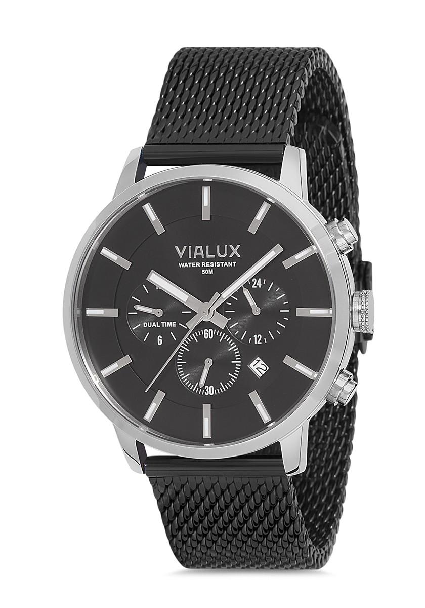 Vialux VX534S-04SB Erkek Kol Saati