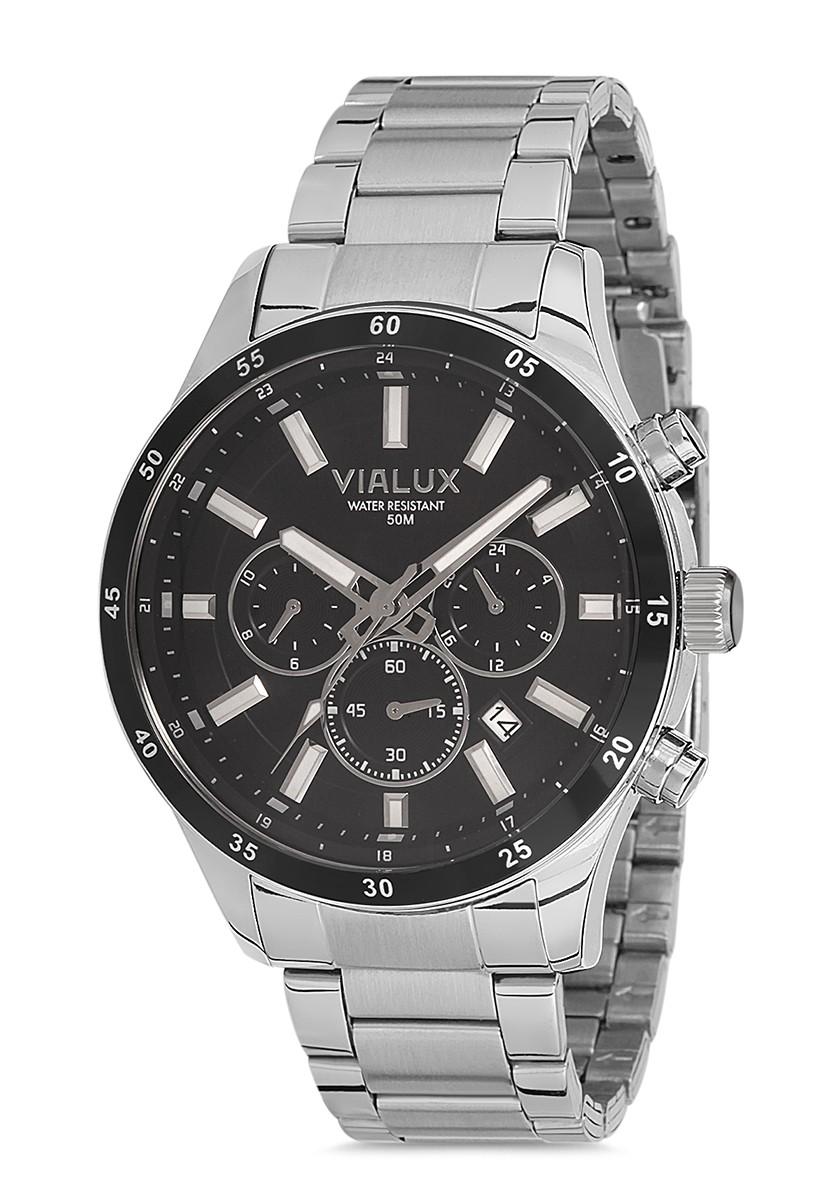 Vialux VX559S-04SS Erkek Kol Saati