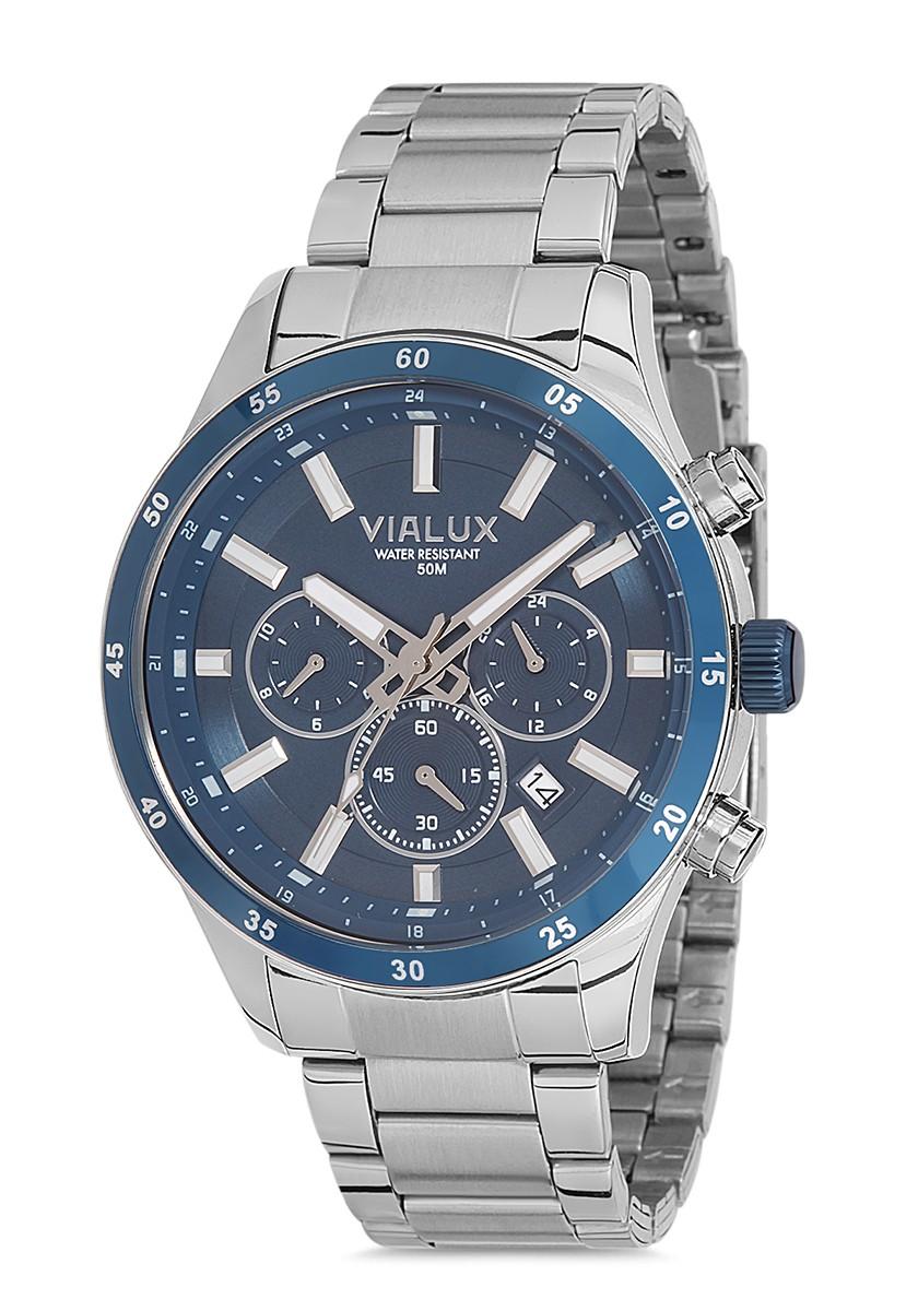 Vialux VX559S-11SS Erkek Kol Saati