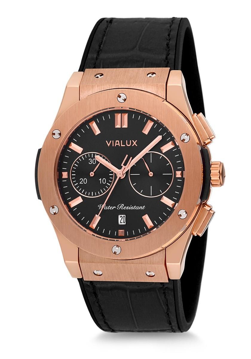 Vialux VX747R-04BR Vialux Erkek Kol Saati