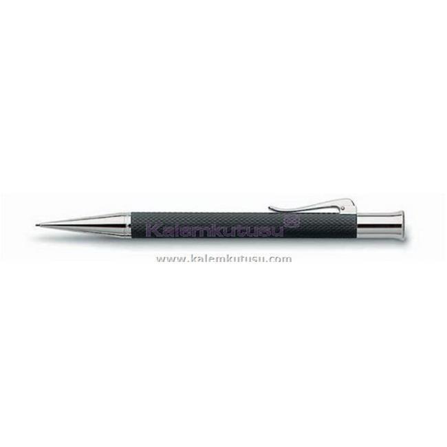 Graf von Faber-Castell Guilloche Desen Siyah Versatil kalem 136530