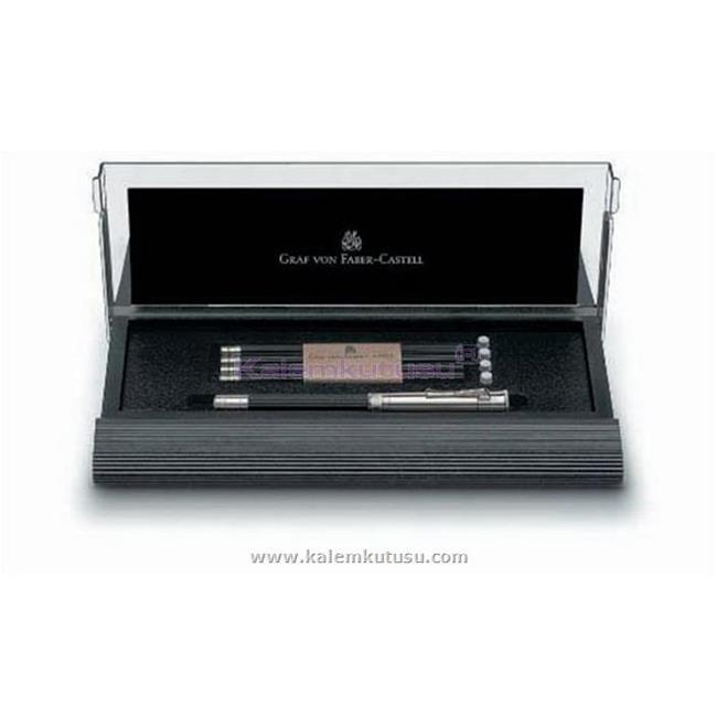 Graf von Faber-Castell İçi Dolu Masa Seti - siyah/platin %30 İndirimli Fiyatlarla