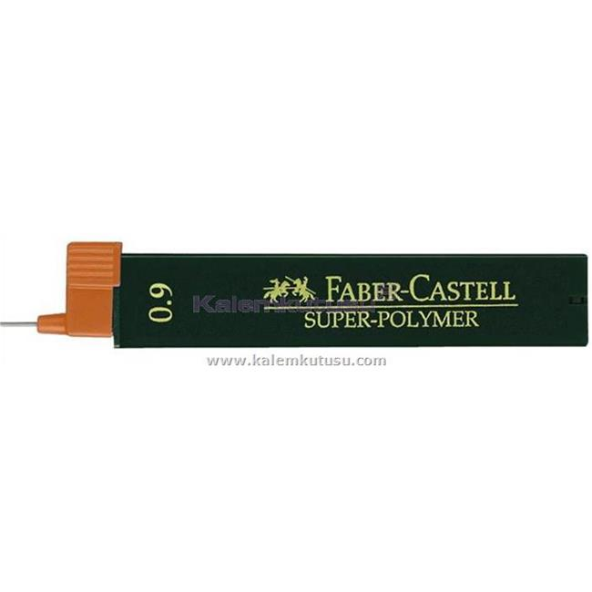 Faber-Castell 9069 S.POLYMER 0.9mm VERSATİLKALEM UCU - 2 Farklı Derece Seçeneği