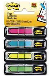 Post-İt İşaret Bandi 4 Renk Ok Şeklinde 684-Arr4