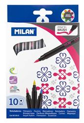 Milan Boya Kalemi Firça Uçlu 0612610