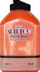 Artdeco Akrilik Boya 500 Ml Lacivert 070L-3611
