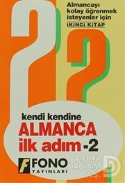 FONO / KENDİ KENDİNE ALMANCA İLK ADIM-2