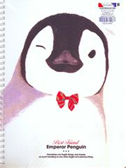 MORNİNG G. DEFTER A4 PP KAPAK PENGUİN 1471