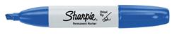 Sharpie Permanent Chisel Kesik Uç Mavi 38203