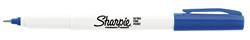 Sharpie Permanent Ultra Fine İnce Uç Mavi 37003