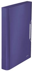 Leitz Proje Dosyasi Style L-3957 Titan Mavi