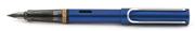 Lamy AL-Star Safari<br>GRAPHITE MAVİ/METAL DOLMA KALEM - 3 Farklı Uç Seçeneği