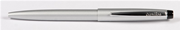 Scrikss F108<br>Mat Alüminyum Tükenmez kalem - Buz Gri