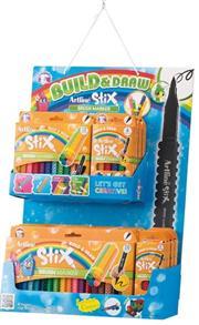 ARTLINE STIX BR DISPLAY DOLU AMM-STIX/BR